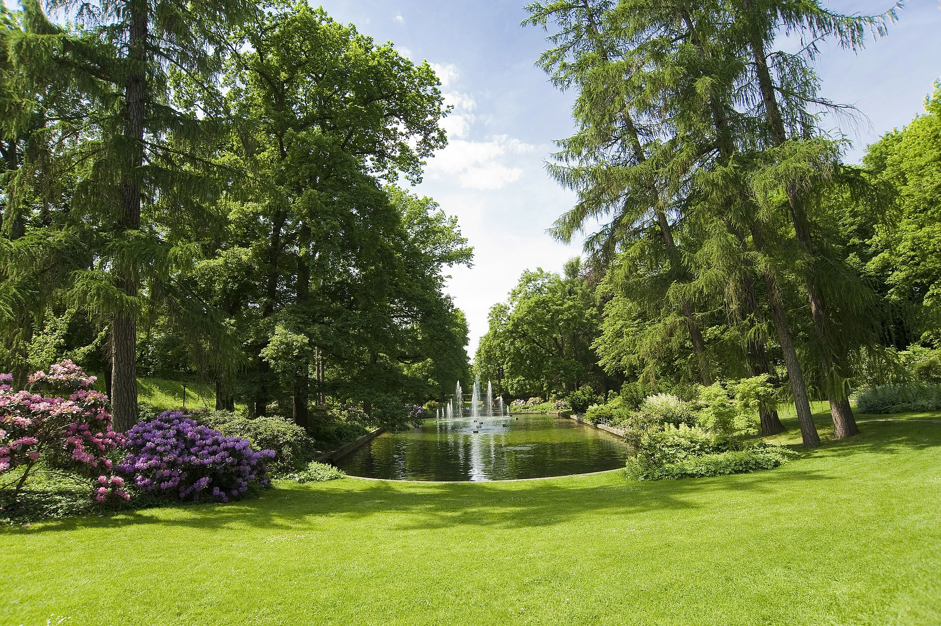 Parks In Hessen