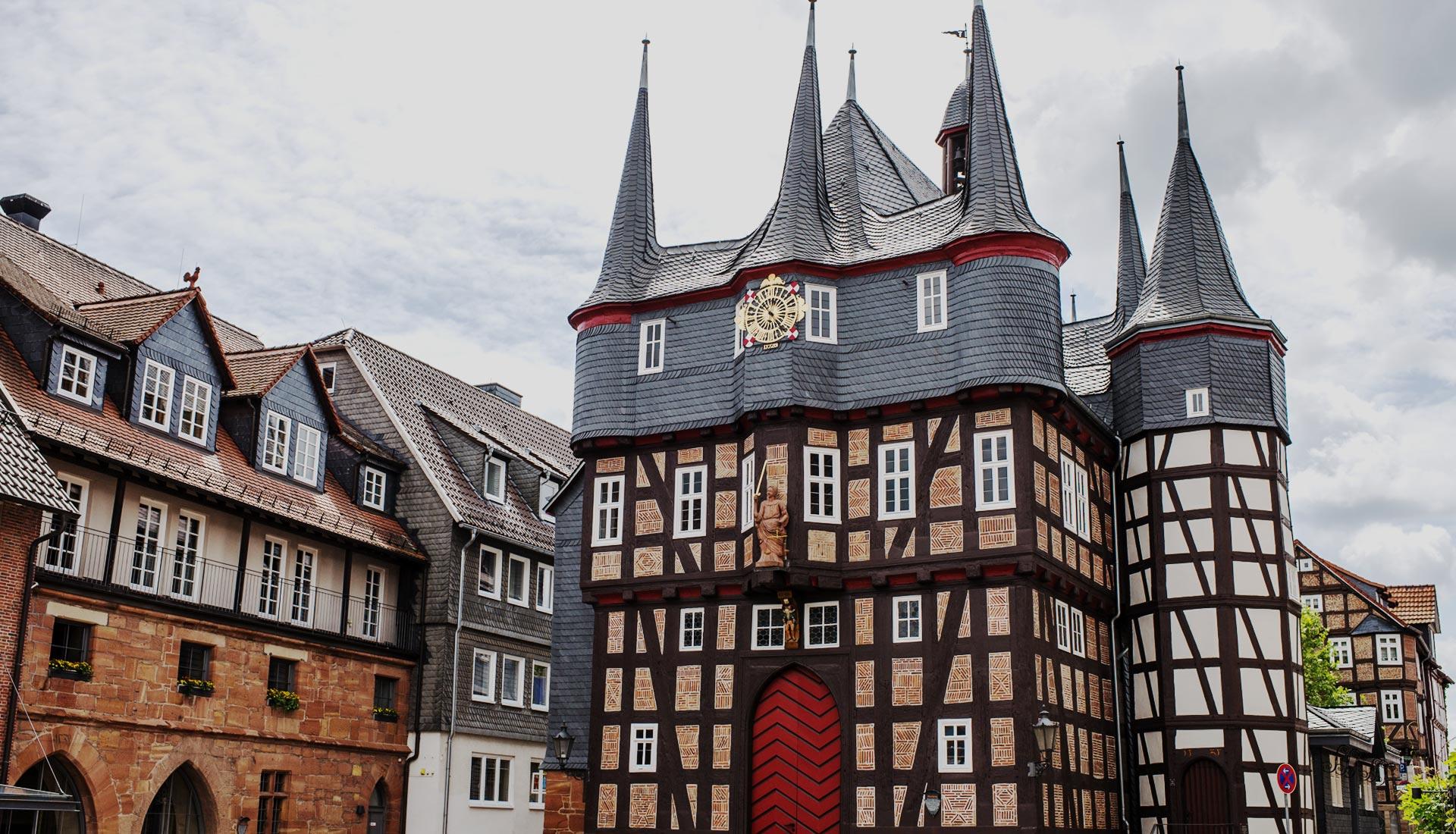 Fachwerk hessen tourismus for Was ist fachwerk