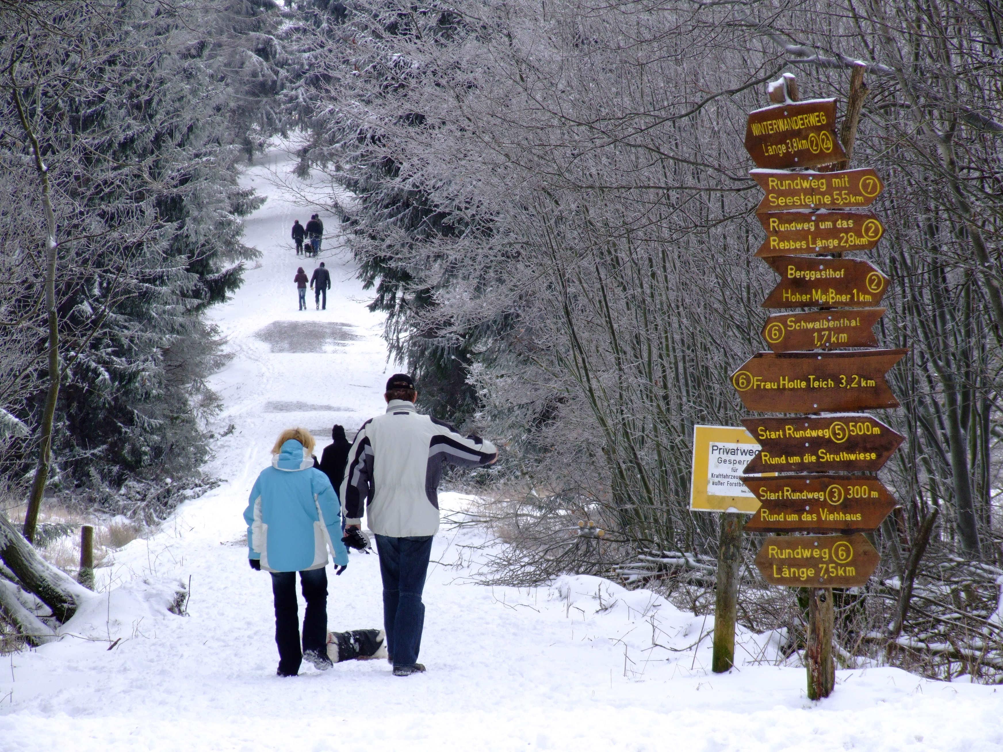 Odenwald Schnee