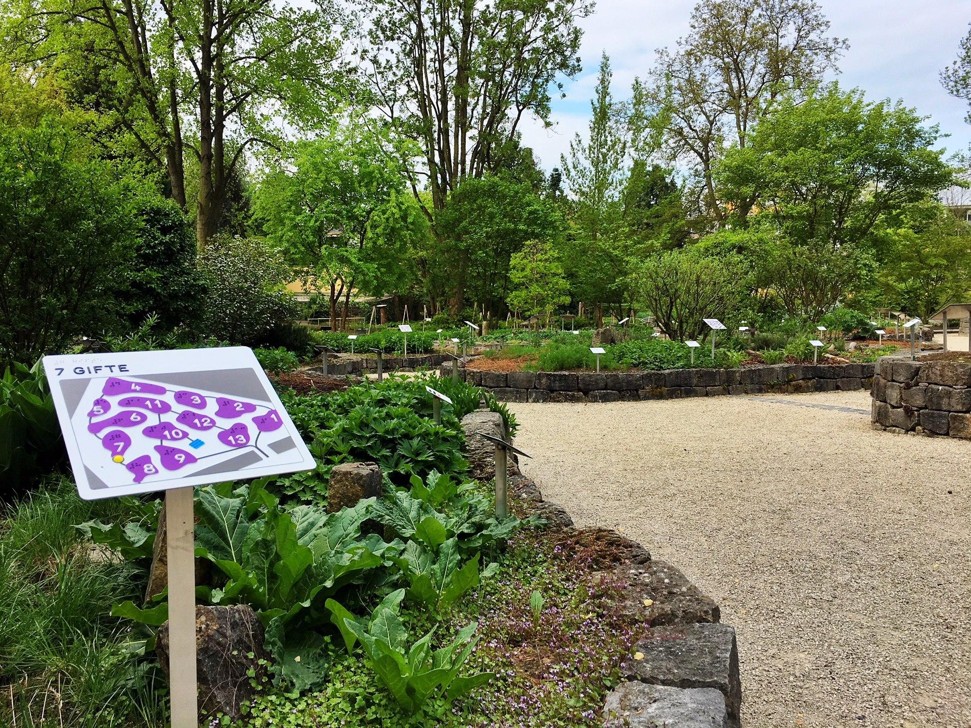 Botanischer Garten Ffm Hessen Tourismus