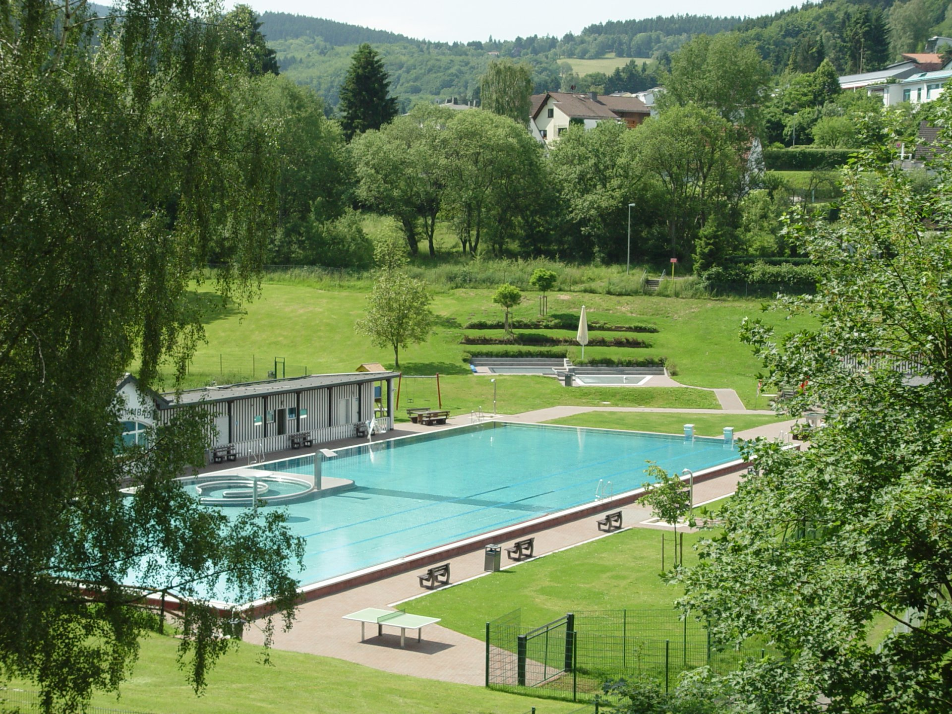 Freibad Hessen