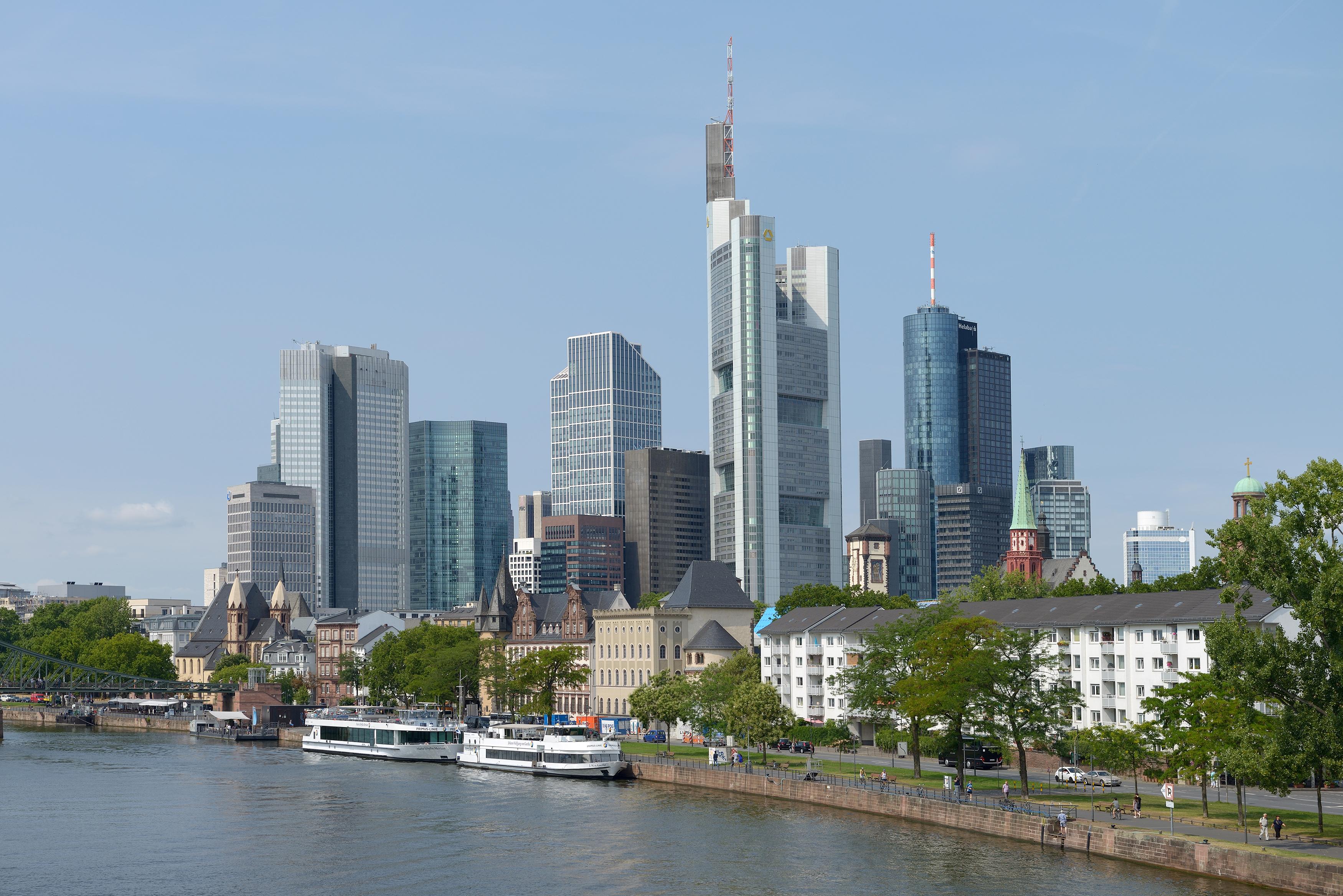 Aktivitäten Frankfurt Heute