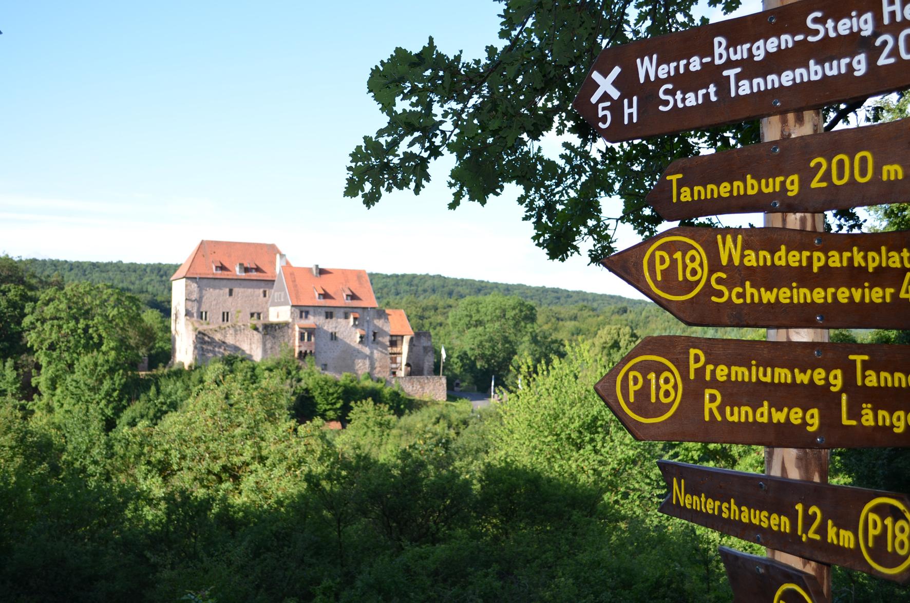 Tannenburg Taunusstein