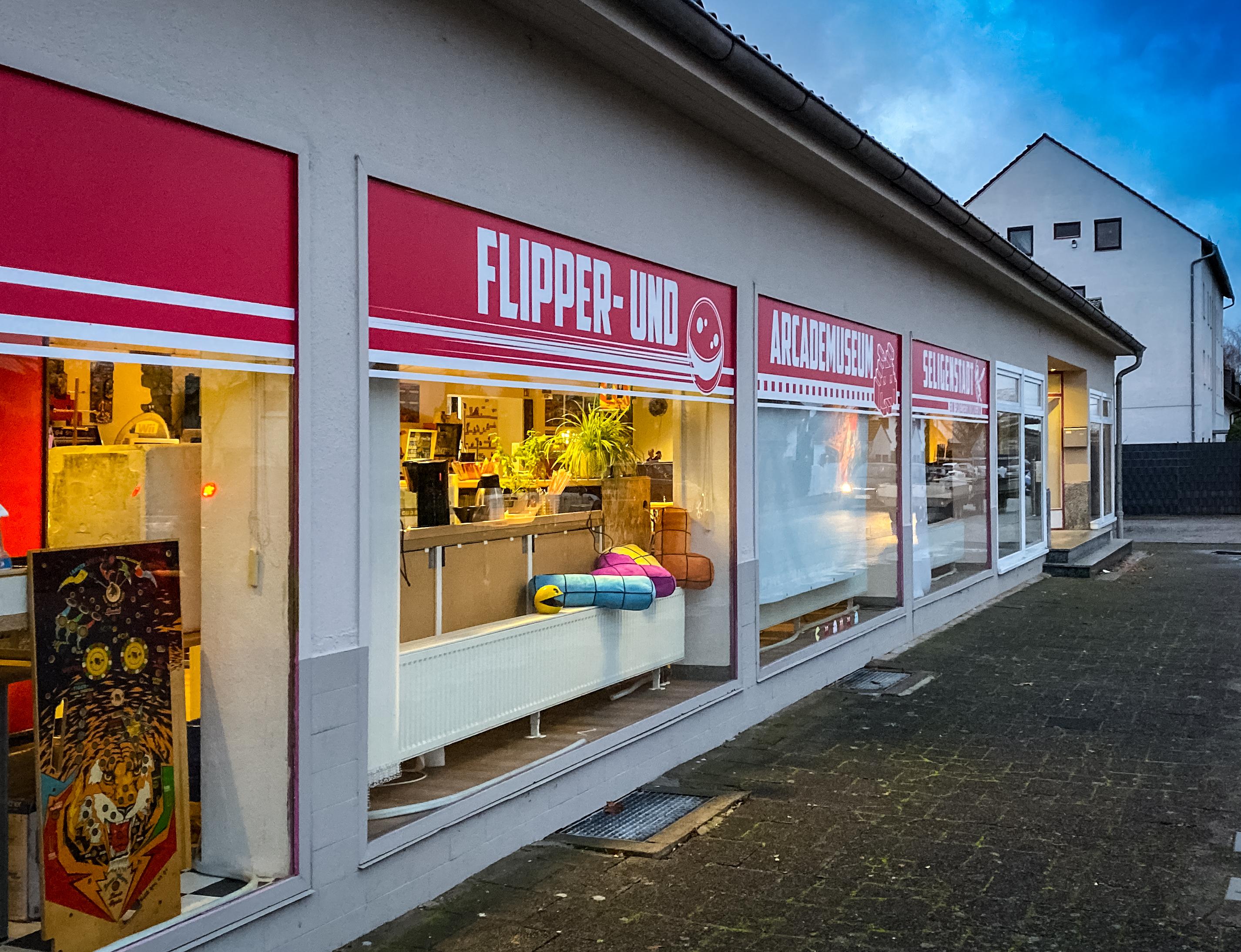 Flipper Museum