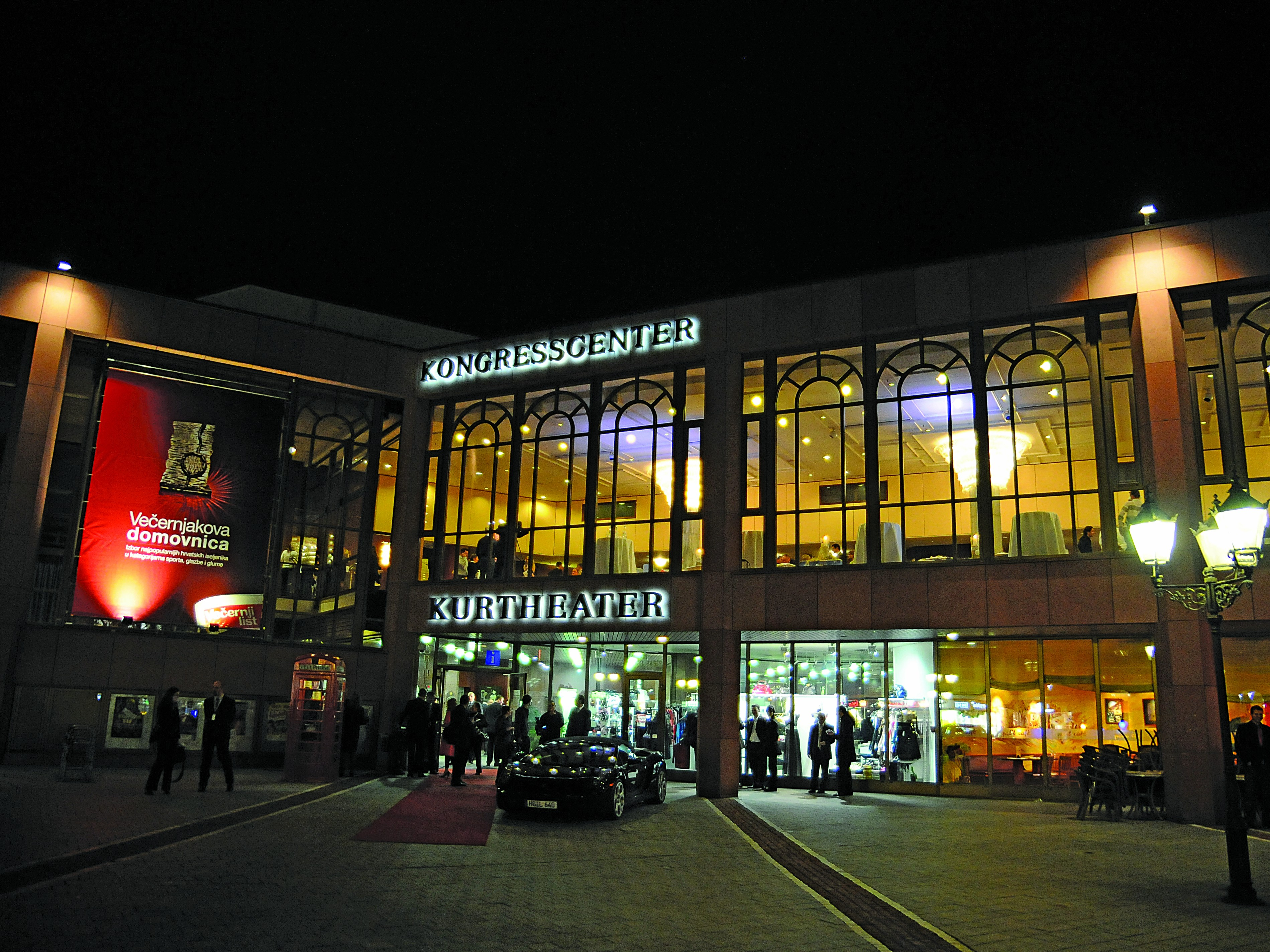 Kongresscenter Bad Homburg